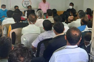 bjp succesful meeting for booth implementation- pravin pote sir (1)